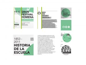 Tipografía y organización de la información